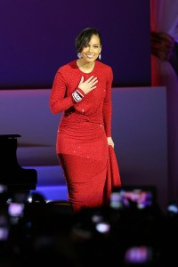 Alicia Keys in Michael Kors (Getty Images)