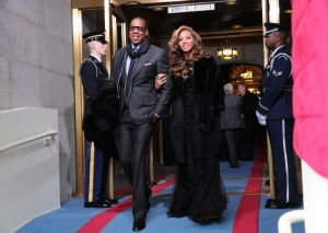 Beyonce and Jay Z (via Getty Images)