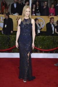 Nicole Kidman in Vivienne Westwood (Getty Images)