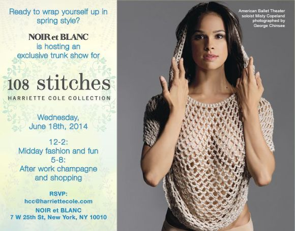 108stitches Spring Trunk Show (Event Alert)